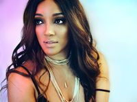 """Mickey Guyton won artist of the year in the 21st annual Country Music Critics' Poll, which also named Guyton best female vocalist and recognized her song """"Black Like Me"""" as the year's best single. Officials said Guyton's three wins mark the best showing for a nonwhite performer in the poll's history."""