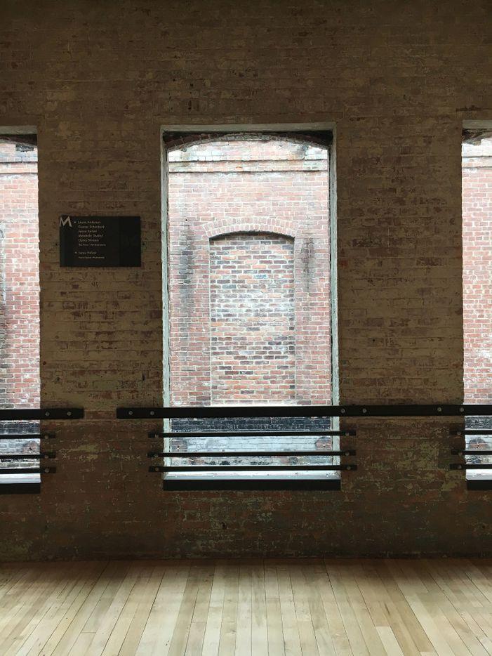 Mass MoCA  Massachusetts Museum of Contemporary Art   Phase III in North Adams, Massachusetts, designed by Bruner/Cott.