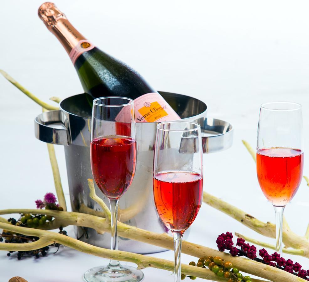 Champaña dulce estilo rosada.(AGENCIA REFORMA)