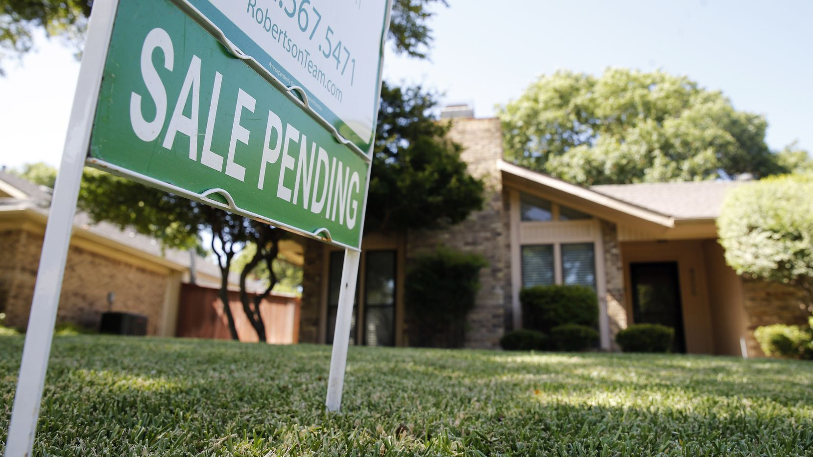 Dallas-area home prices are up 6.5% from 2019 levels.