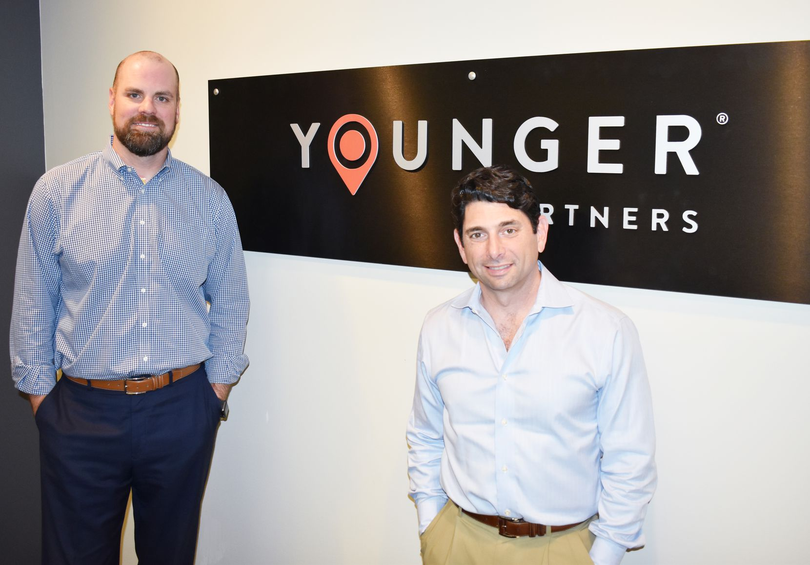 Scot Farber (right)  and Tom Strohbehn have joined Younger Partners.