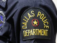 Dallas Police officer Bryan Riser faces two charges of capital murder. The department has placed him on administrative leave pending an investigation.