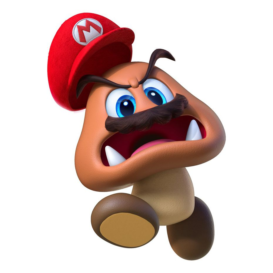 Have you ever wanted to play as a Goomba?