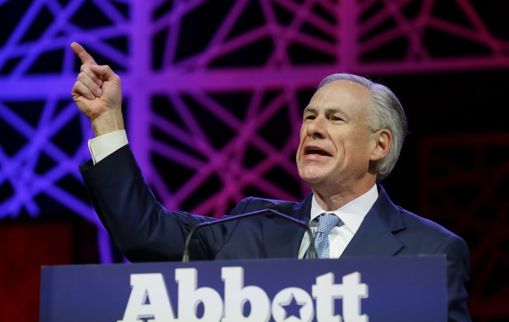 Texas Gov. Greg Abbott has taken a wait-and-see approach toward a bathroom bill. Texas is getting ripped for considering a law that's hostile to the LGBT community.  (LM Otero/The Associated Press)