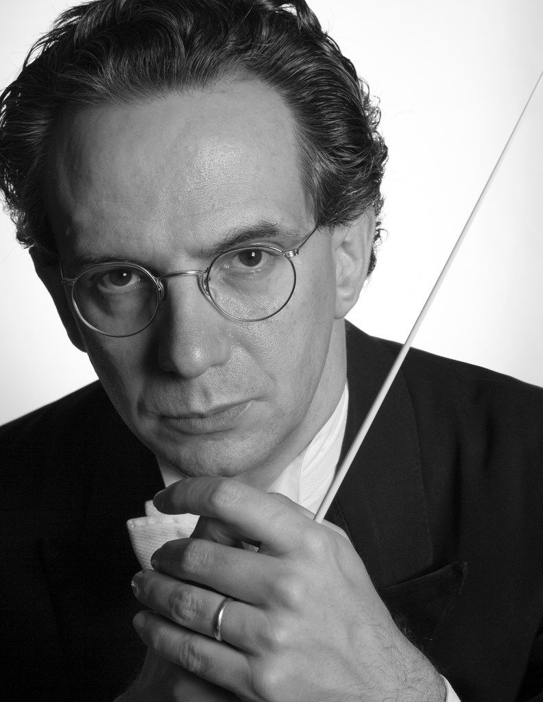 Fabio Luisi will be a guest conductor for the Dallas Symphony Orchestra in March.