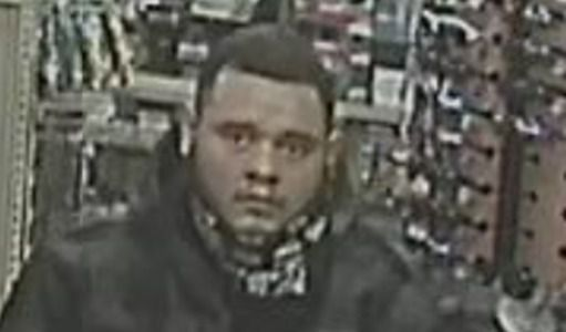 Police on Friday released images of a man who is suspected of robbing multiple gas stations in the Dallas area in the last two weeks.