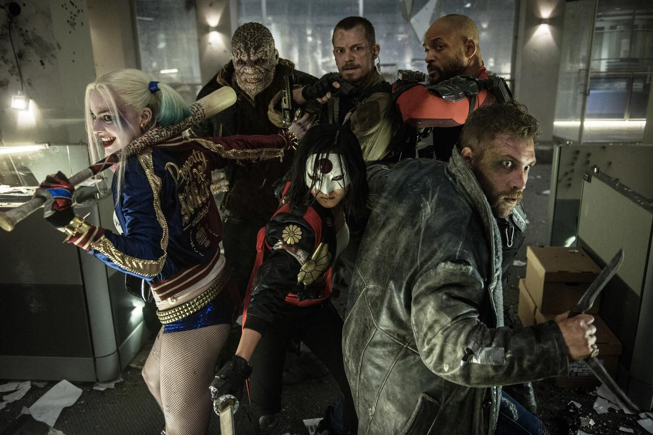 """La tan esperada cinta """"Suicide Squad"""" se estrenará a nivel nacional en Estados Unidos el 5 de agosto. (AP/FOTOS)"""