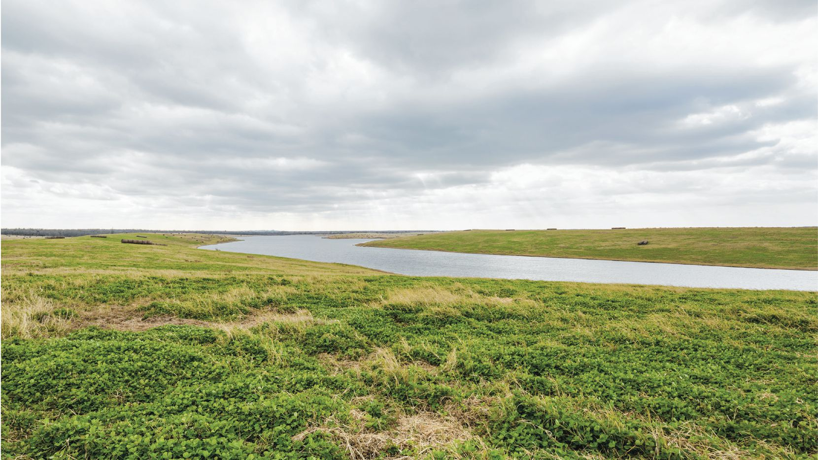 Sandow Lakes Ranch comes with wildlife, mineral rights, 14 lakes and a smelter that once produced aluminum.