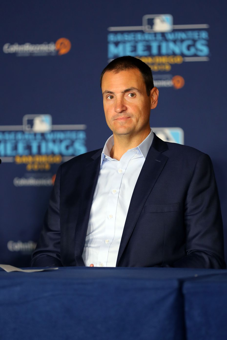 Chris Young es el noveno gerente general que han tenido los Texas Rangers desde que el equipo se cambió a Arlington desde Washington D.C.