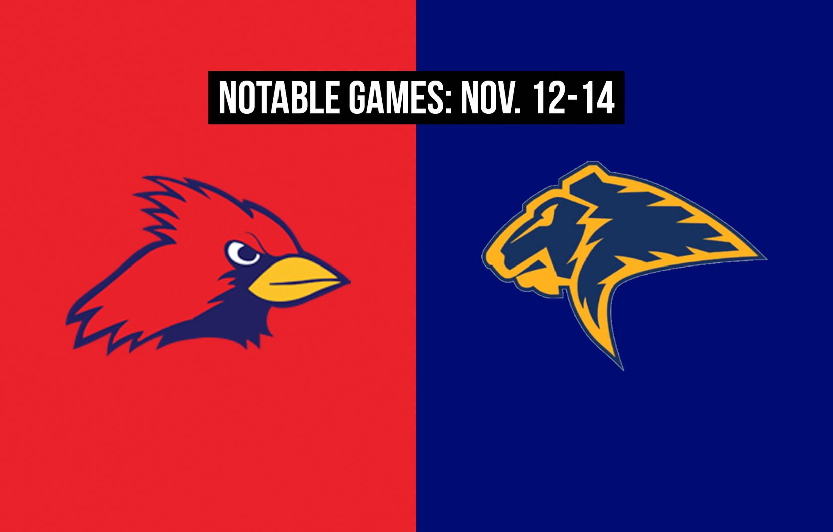 Notable games for the week of Nov. 12-14 of the 2020 season: John Paul II vs. Prestonwood.