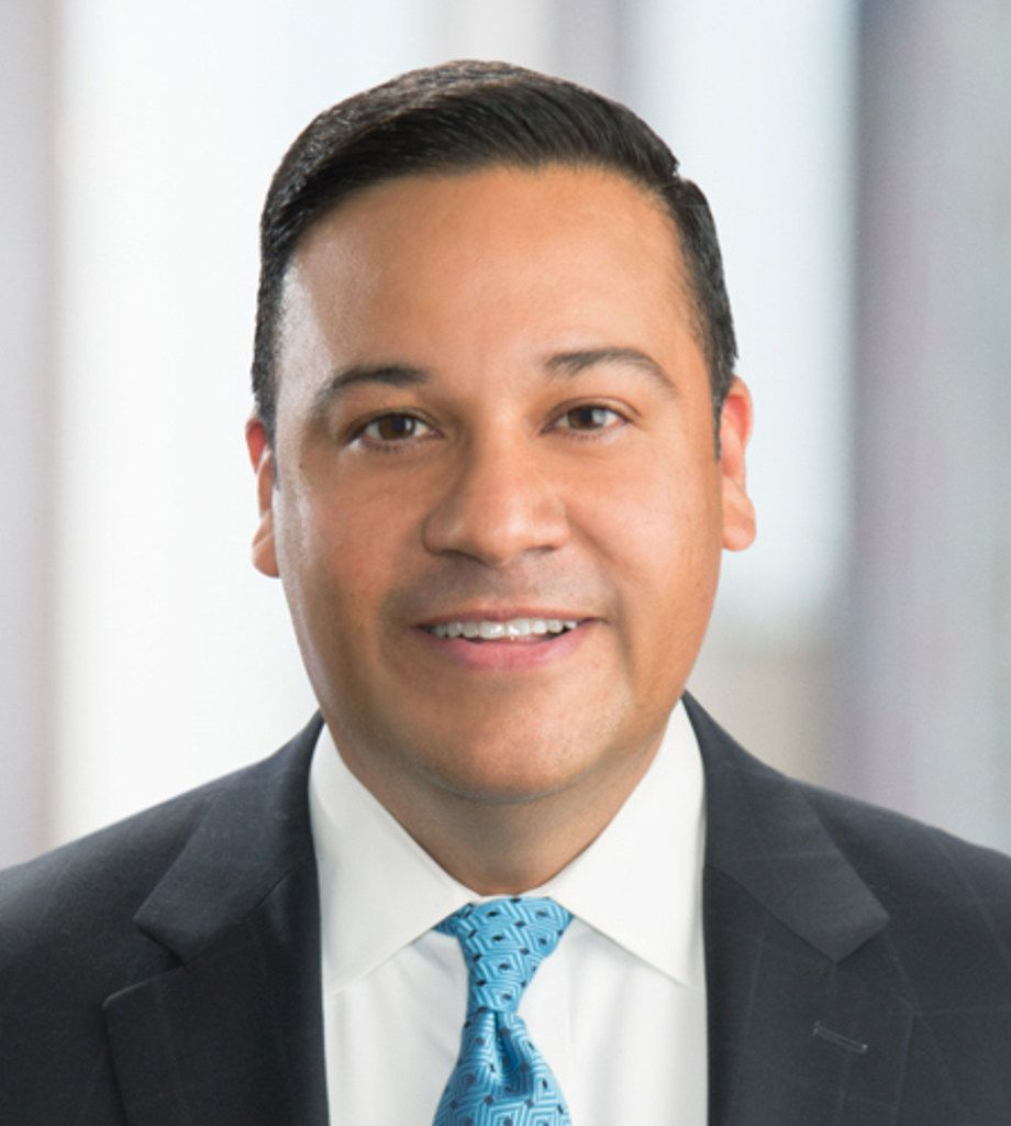 State Representative Jason Villalba, District 114