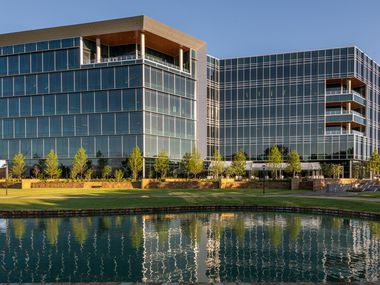 Independent Bank's new McKinney campus was to serve as headquarters for the merger between Texas Capital and Independent Bank.