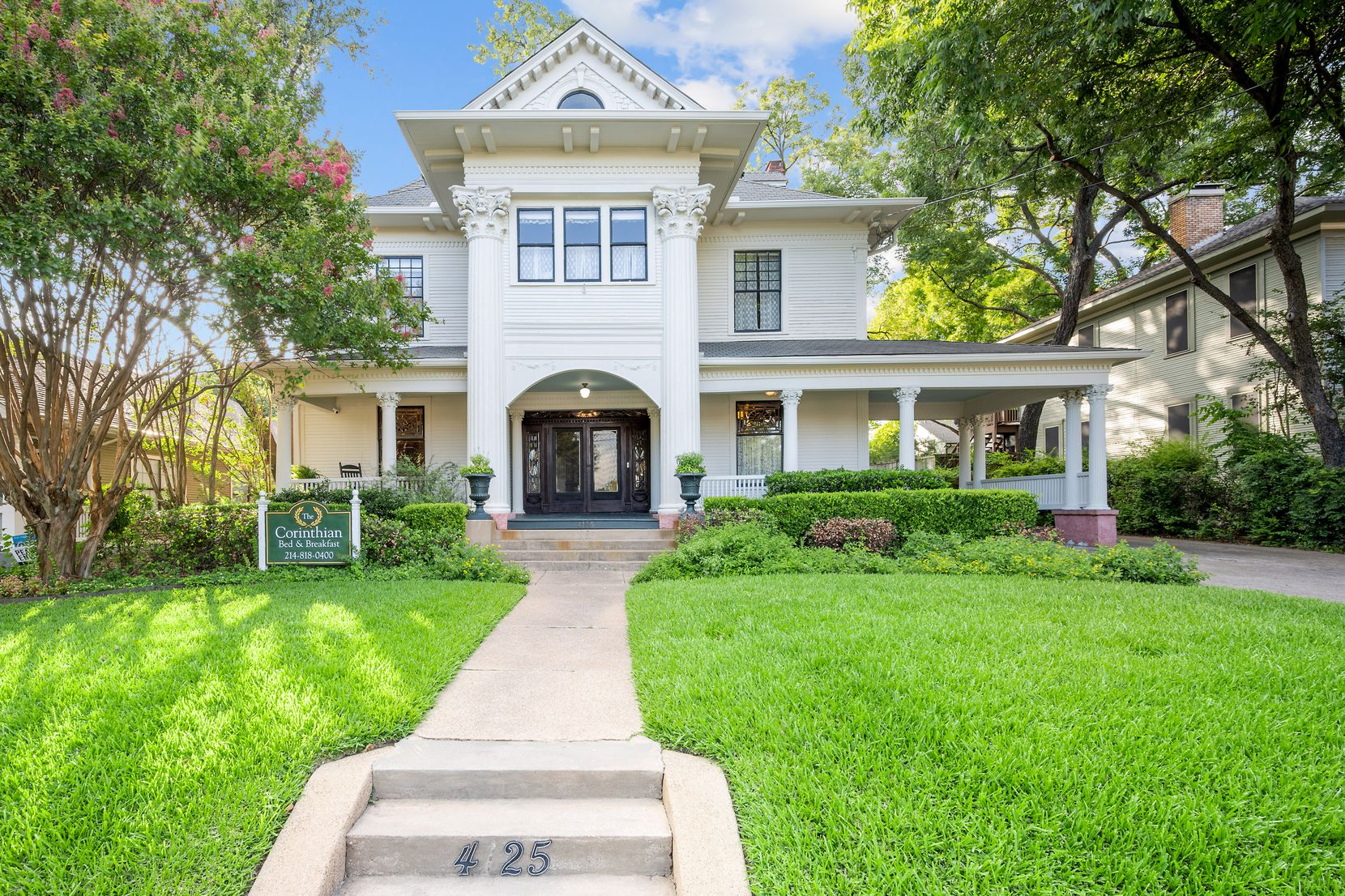 Take a look at the home at 4125 Junius St. in Dallas.