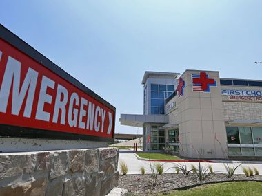 For emergency room doctors in Texas, 44 percent of claims are out-of-network — much more than the next-highest provider group, anesthesiologists. State lawmakers want to end so-called surprise billing that can follow emergency care and certain other treatment.