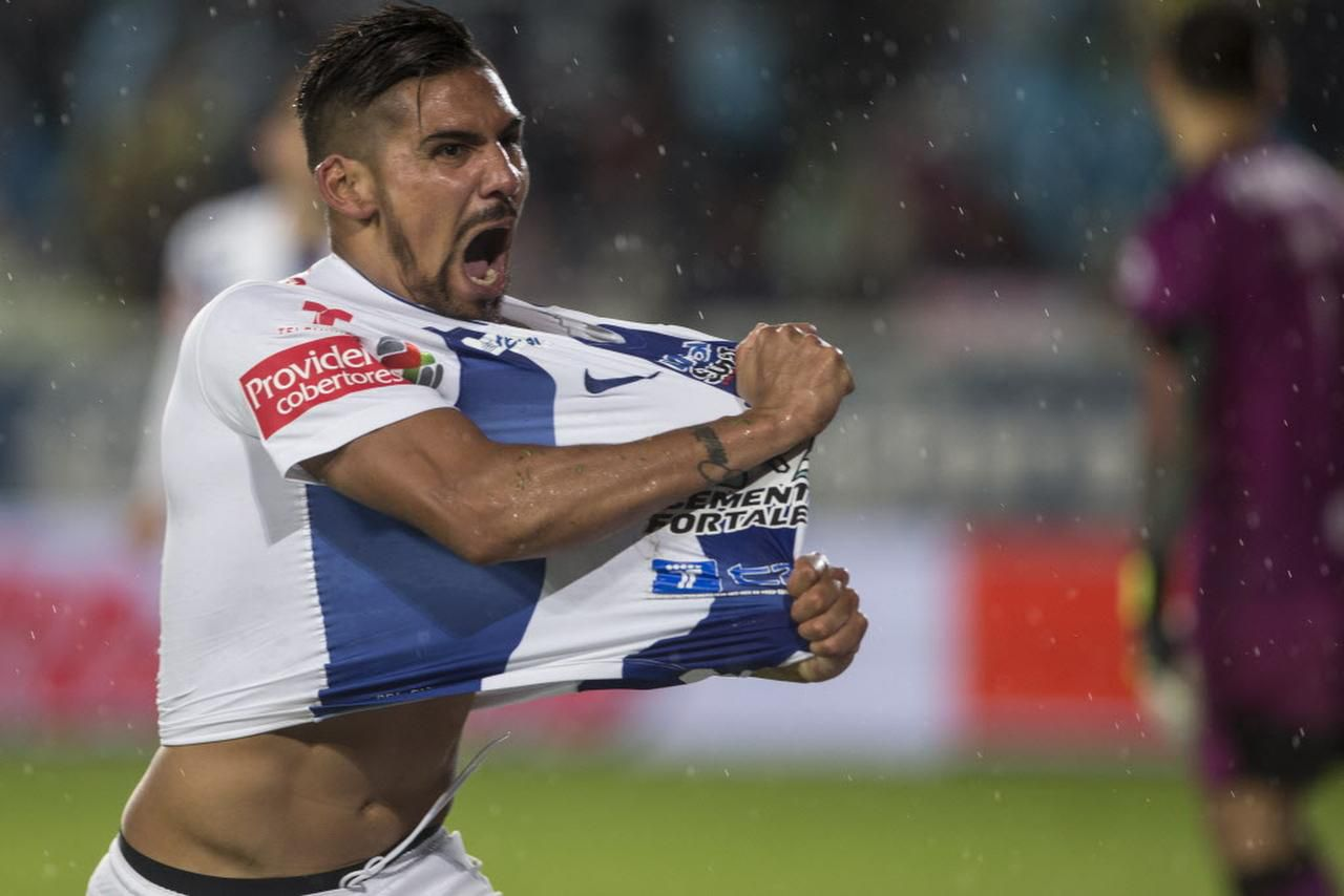 Franco Jara espera se reanude la Liga MX para terminar su contrato con Tuzos de Pachuca y entonces poder llegar al FC Dallas de la MLS.