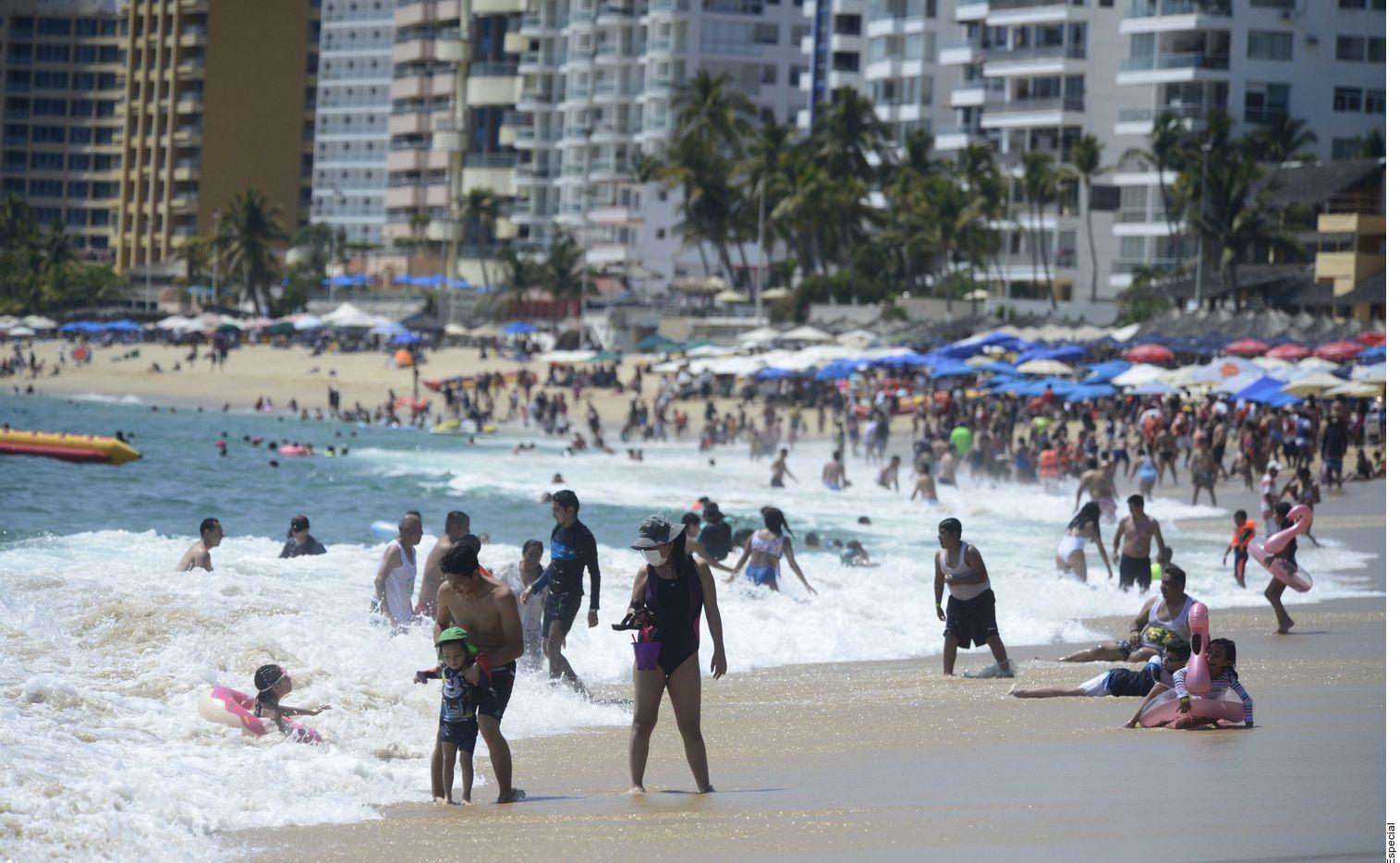 Se contabilizan cinco asesinatos en Acapulco desde el inicio de la Semana Santa.