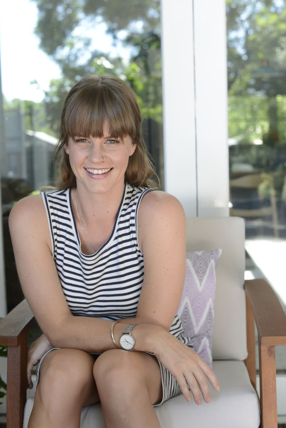 Brooke McAlary wrote Slow: Simple Living for a Frantic World. She'll be in Dallas on Aug. 2 to talk about it.
