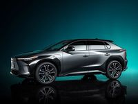 "Toyota Motor Corp., the world's largest carmaker, previewed its ""Beyond Zero"" BZ 4X, an electric SUV sitting on its new ""e-TNGA"" platform."