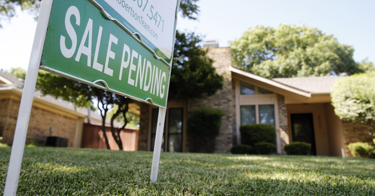 Dallas-Fort Worth home price gains expected to cut by half next year