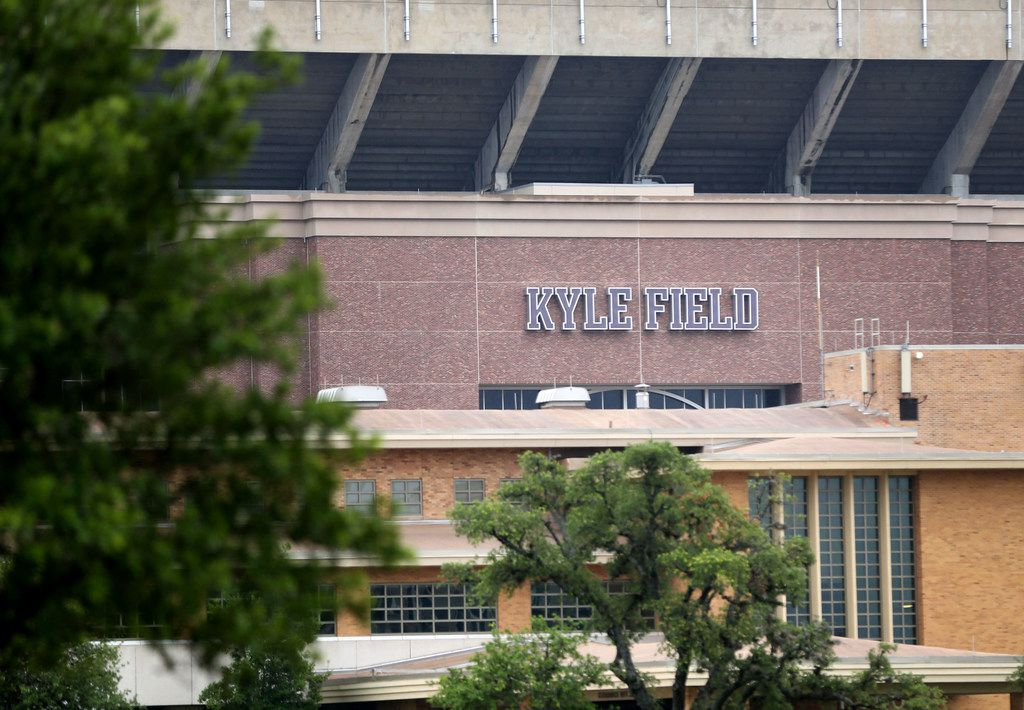 Kyle Field at Texas A&M campus in College Station on Wednesday, June 20, 2018. (Rose Baca/The Dallas Morning News)