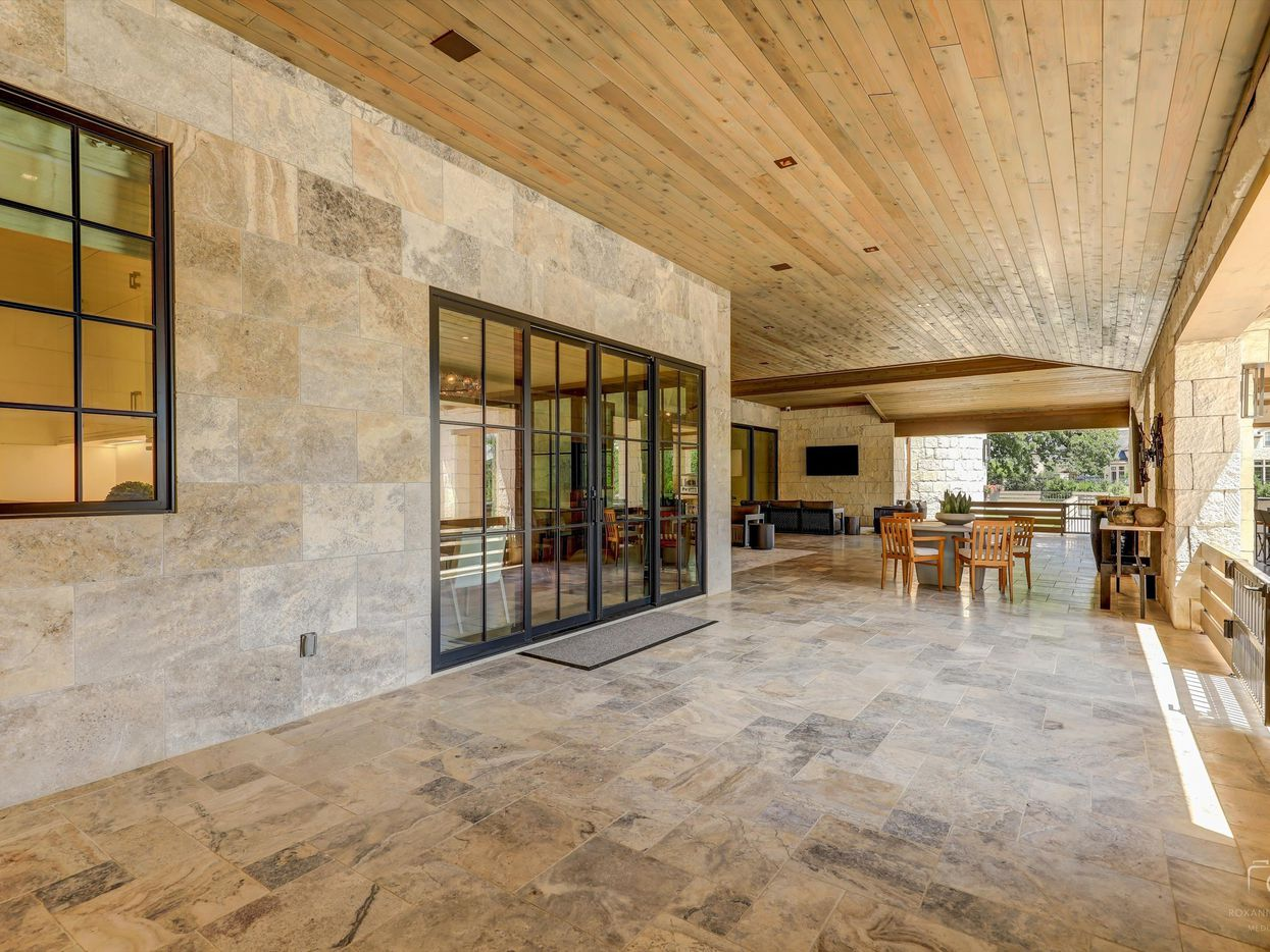 Take a look at the house at 1724 Placid Oaks Lane in Westlake.