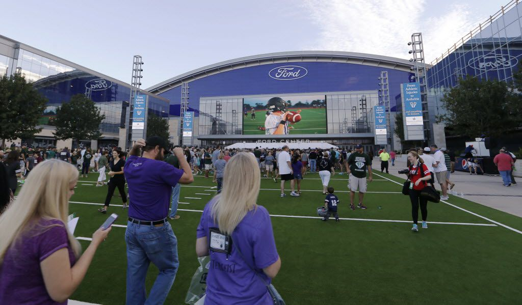 The Ford Center at The Star is among the busiest of Frisco's attractions and is participating in a new cleaning protocols program.