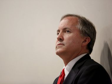 Texas Attorney General Ken Paxton, pictured here on Wednesday May 6, 2015, has subpoenaed a company he once helped lead for access to documents related to state Rep. Byron Cook. A fellow Republican and former friend of Paxton's, Cook is one of the two key witnesses against the attorney general in his state and federal fraud lawsuits. (Andy Jacobsohn/The Dallas Morning News)