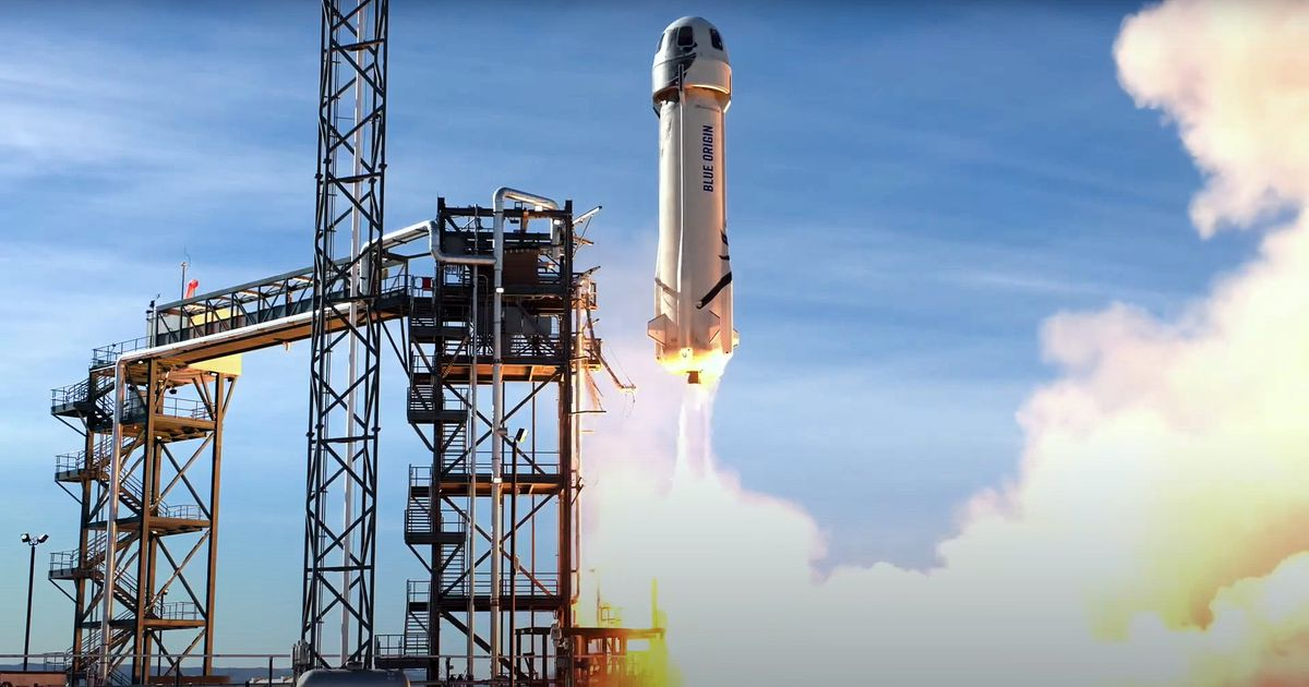 Tiny Van Horn, Texas, gears up for international fame with Jeff Bezos' upcoming space launch
