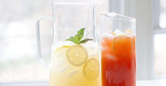 Prepara una rica limonada clásica para tu familia