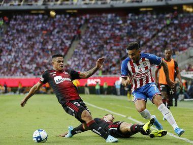 EL Clásico Tapatío entre Chivas y Atlas en el Estadio Akron es la carta fuerte de la jornada 14 del Torneo Apertura 2020.