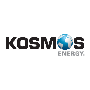 Kosmos Energy's share of the overall $750 million is around $550 million.