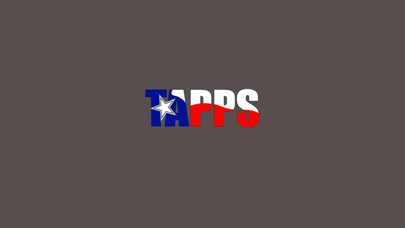 TAPPS logo.