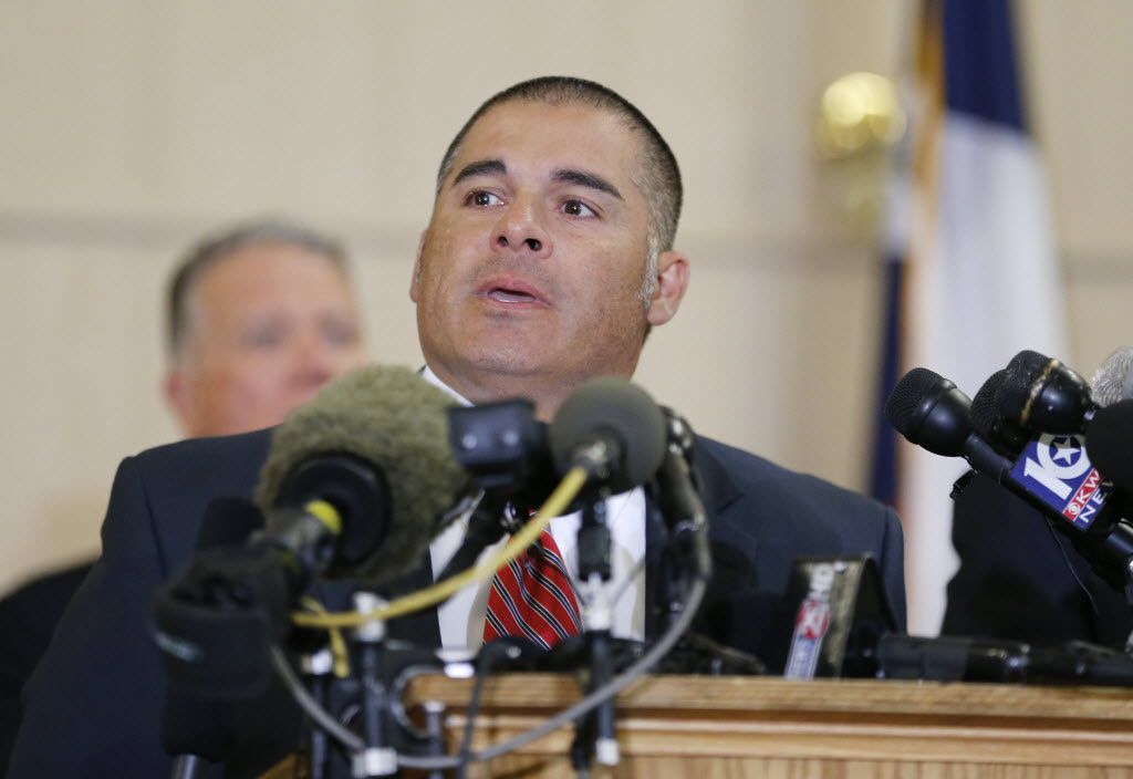Abel Reyna, district attorney for McLennan County, negotiated a controversial plea agreement that led to probation for former Baylor University student Jacob Walter Anderson.