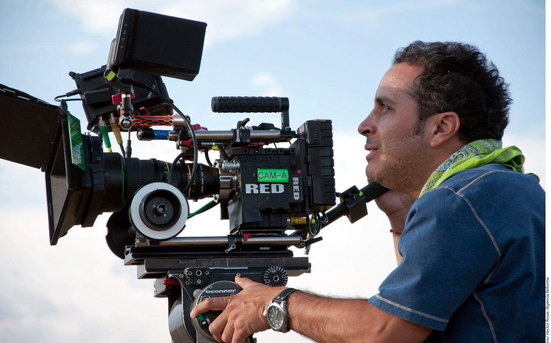 Gustavo Loza grabó la serie Run Coyote Run en el poblado sonorense de Naco./ AGENCIA REFORMA