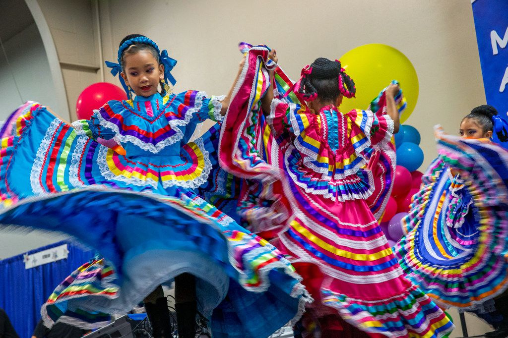Ballet Hispanic of the Arts is one of the groups performing at the free Flor, Canto y Grito event at the Latino Cultural Center.