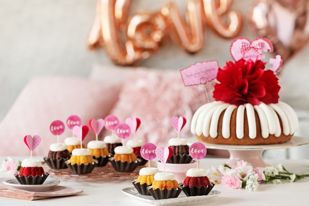 Nothing Bundt Cakes has 390 locations in the U.S. and Canada and annual sales of $470 million.