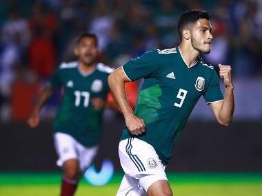 El juego entre México, selección donde juega Raúl Jimenez, y Grecia fue suspendido.