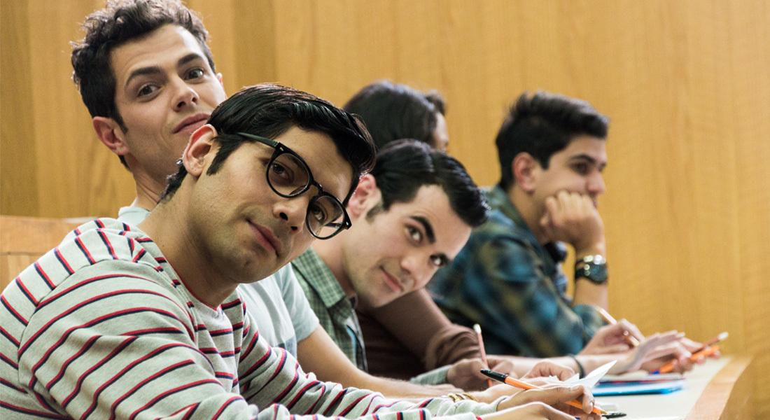 El filme 3 idiotas se estrenó este viernes en Estados Unidos.(PANTELION FILMS)