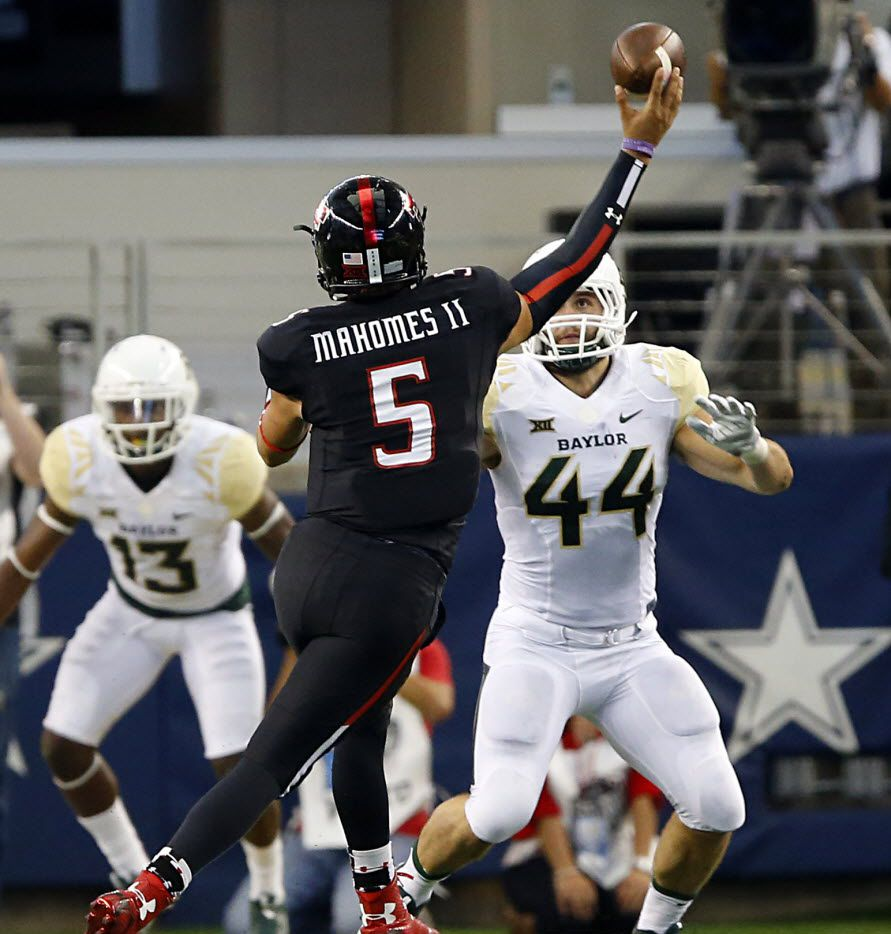 Game By Game Predictions For Texas Tech In 2016 Can Mahomes Lead Red Raiders To 10 Win Season