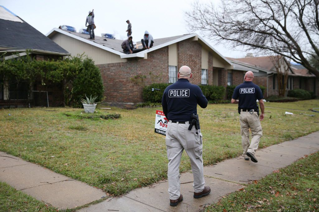 For the second time, State Rep. Giovanni Capriglione, R-Southlake, has introduced a bill that would put a little more control over storm-chasing, fly-by-night, take-the-money and run roofers. DallasNews.com Watchdog Dave Lieber shares the latest.