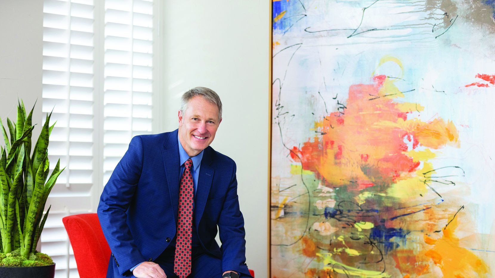 Bill Tucker is the new sales leader of Ebby Halliday Realtors' Frisco office.