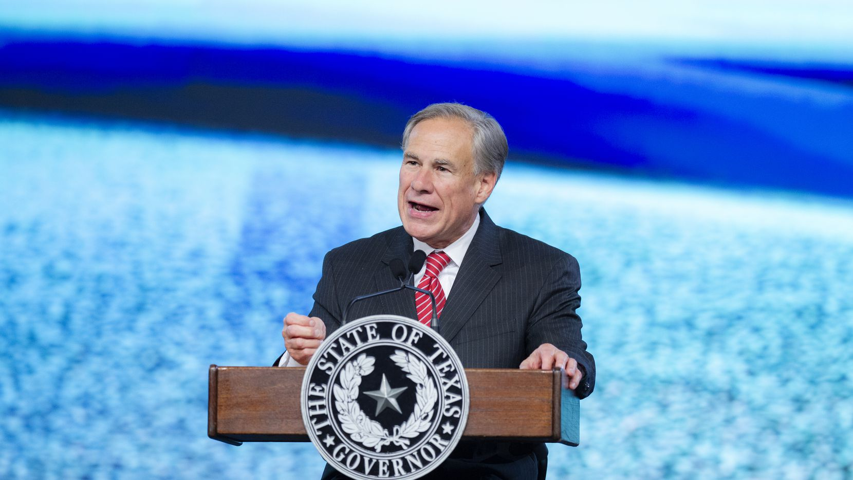 Texas Gov. Greg Abbott, who has received Regeneron's monoclonal antibody treatment to help him fight COVID-19, said Saturday that he is wants to see antibody infusion centers opened across the state.