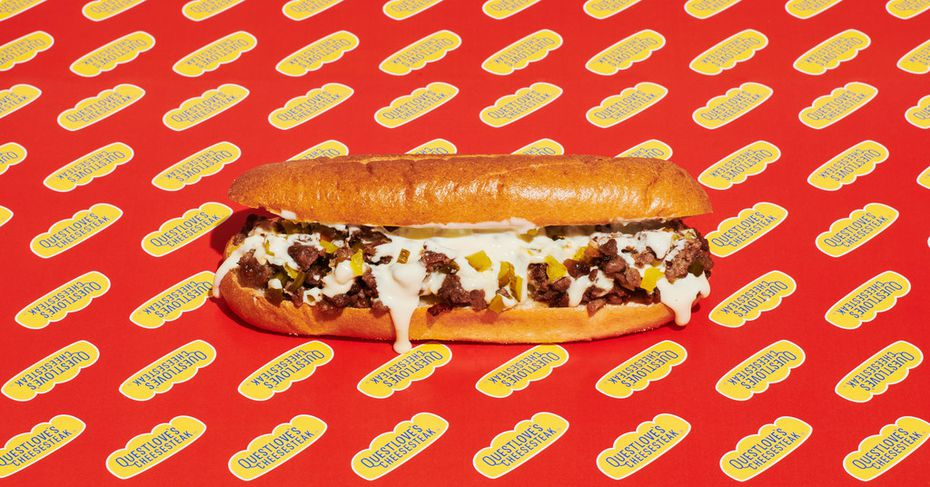 Dos Equis Pavilion and Toyota Music Factory will start selling Questlove's Impossible Meat Cheesesteak in May 2019.