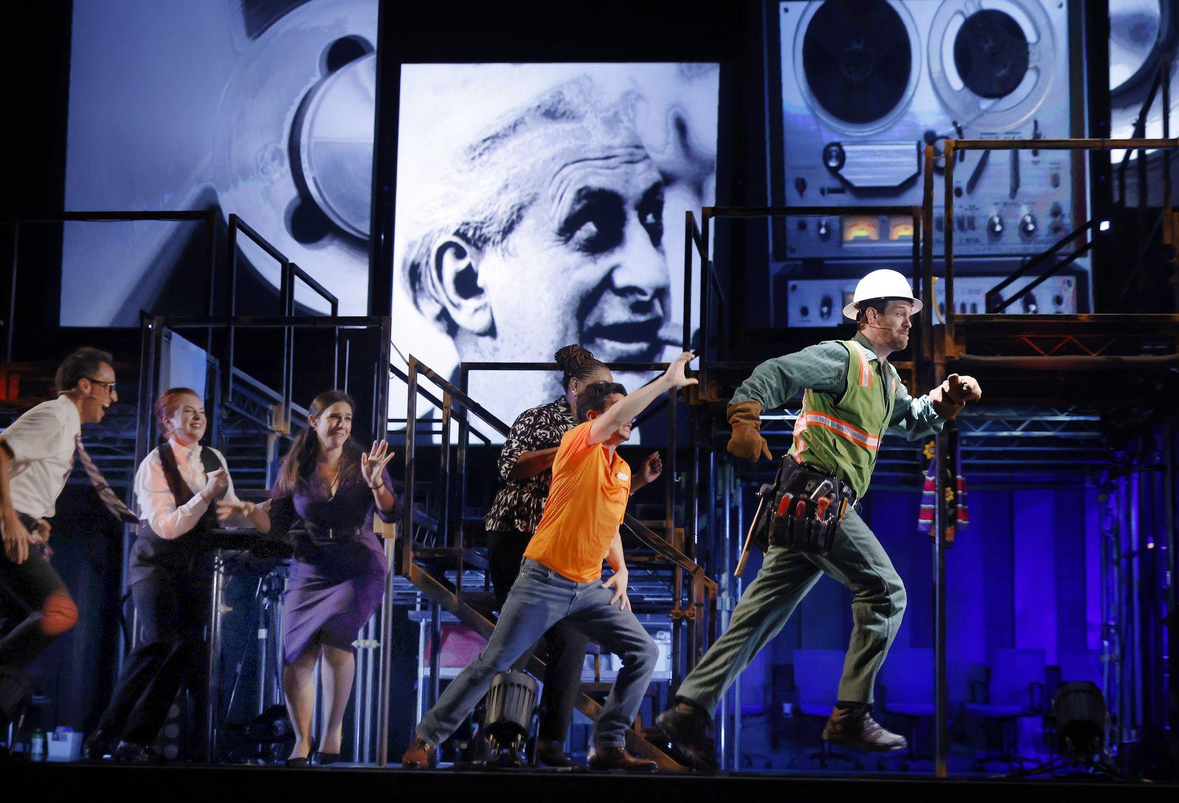 The Dallas Theater Center's Seven-Member Cast