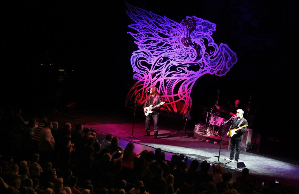 The Steve Miller Band performs at Verizon Theatre in Grand Prairie.