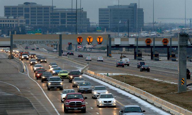 This story will be updated regularly with roadwork and closures in Irving.