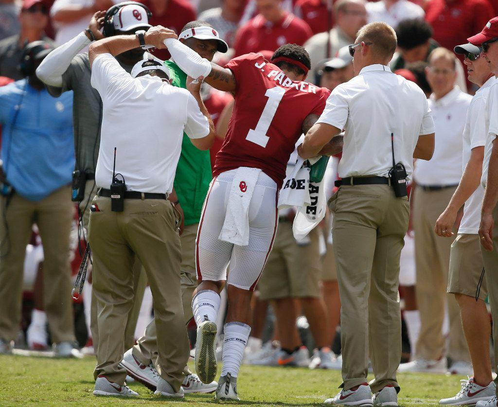 Oklahoma Sooners CB Jordan Parker out for the year with ...