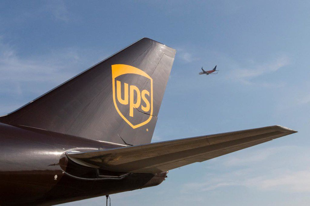 UPS is cutting 64 jobs at its Coppell facility starting in October. Dallas-Fort Worth is considered one of the company's air and logistics hubs.