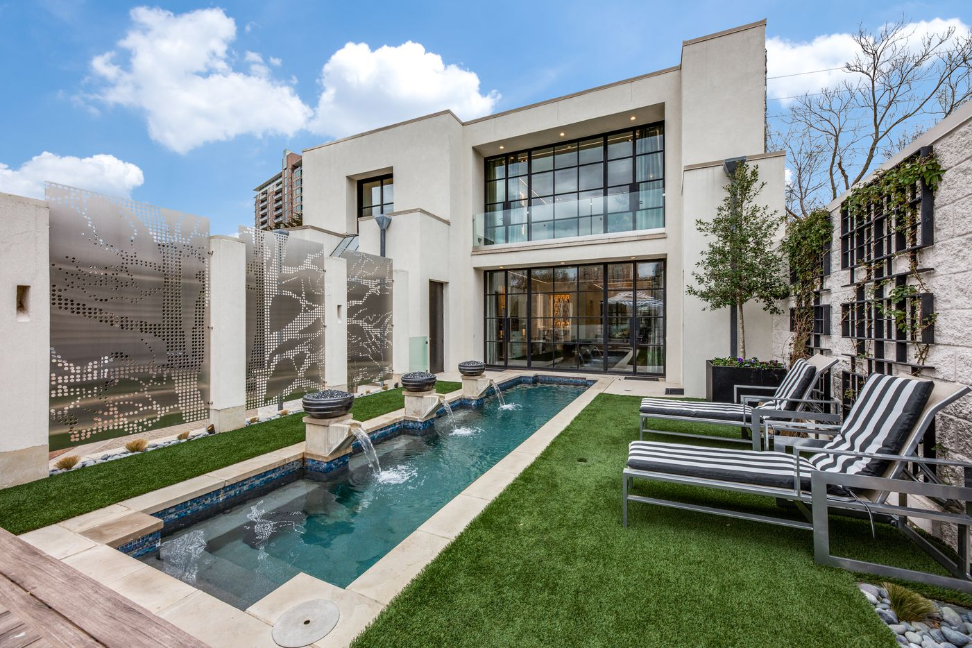 Take a look at the house at 2814 Park Bridge Court in Dallas, TX.