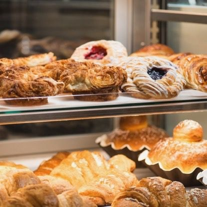 Edith's Neighborhood Bistro in Richardson offers a variety of French pastries.